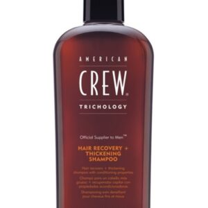 American Crew Hair Recovery + Thickening Shampoo 250 ml butik online shop helse og skønhed helsea