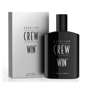 American Crew Win Fragrance For Men EDT 100 ml butik online shop helse og skønhed helsea